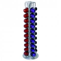 Porte capsules nespresso rotatif capstore vista tavola swiss