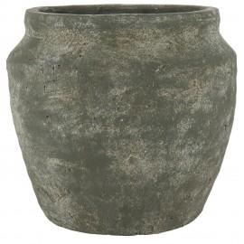 Cache-pot terre cuite style ancien campagne IB Laursen Athen
