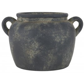 Cache-pot vieilli style campagne céramique IB Laursen Athen