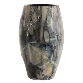 nordal vase style classique verre fragments de verre en mosaique