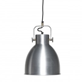 hubsch suspension industrielle argent