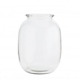 Vase verre ovale Madam Stoltz