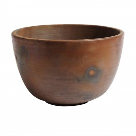 muubs bol artisanal en terre cuite marron