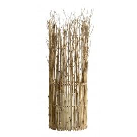 muubs grande lanterne en tiges de bambou naturel fishtrap
