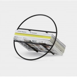 umbra hoop porte revues design noir