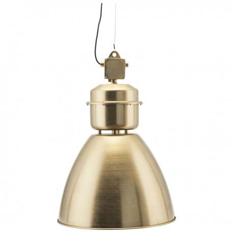 house doctor volumen suspension xl industrielle metal dore laiton