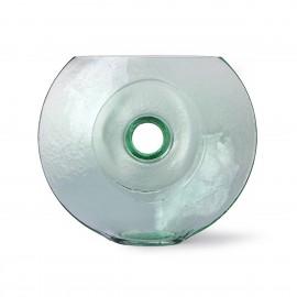 hk living vase verre design forme de cercle