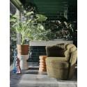 Bout de canapé design grès HK Living