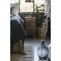 chevet bois recycle vintage rangement 4 tiroirs ib laursen unique