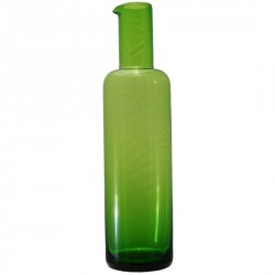 Carafe à eau design verte sentou ballina