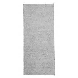 house doctor tapis long jute gris 100 x 240 cm