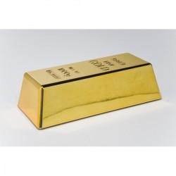 Bloque porte original lingot d'or kare