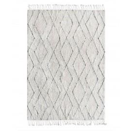 Tapis style berbère coton motifs HK Living