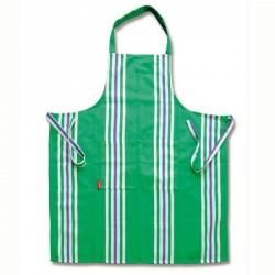 Tablier de cuisine vert original remember fresh green
