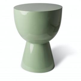 pols potten tam tam tabouret design vert olive