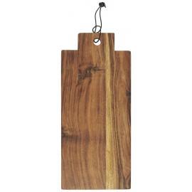 ib laursen planche a decouper rectangulaire bois acacia 20 x 45 cm