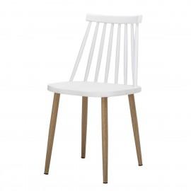Chaise style scandinave à barreaux Bloomingville Bajo