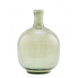 house doctor tinka vase dame jeanne vert clair