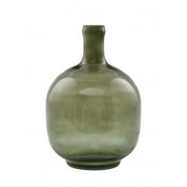 house doctor tinka petit vase dame jeanne vert