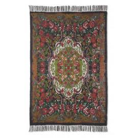 hk living tapis kilim imprime floral style boheme vintage 120 x 180 cm