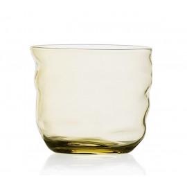 verre deforme souffle ambre ichendorf milano poseidon