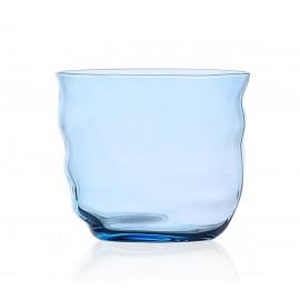 goblelet soufflé design deforme ichendorf milano poseidon bleu clair