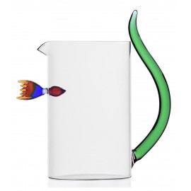 ichendorf milano carafe verre souffle poisson in and out