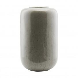grand vase jarre design contemporain gres gris house doctor jade