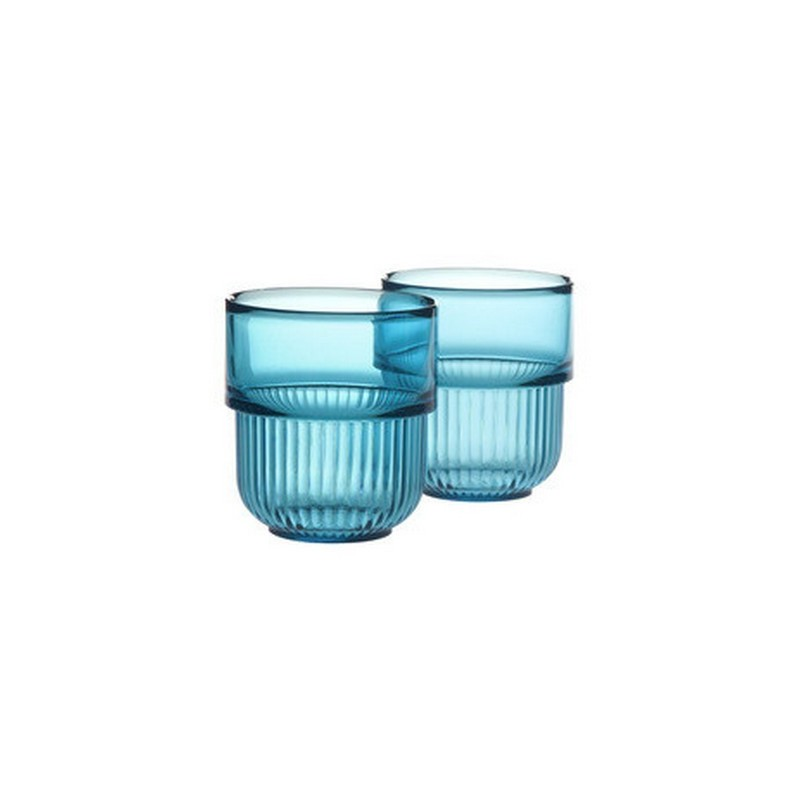 gobelets salle de bains bleu design authentics kali. Black Bedroom Furniture Sets. Home Design Ideas