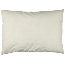 ib laursen grand coussin garnissage plumes rectangulaire 50 x 70 cm