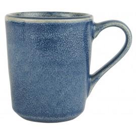 ib laursen mug rustique gres bleu campagne