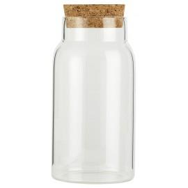 Bocal de conservatoin verre liège IB Laursen 270 ml