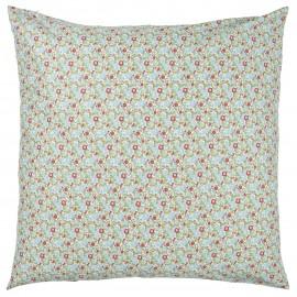 Grande taie d'oreiller coton imprimé floral IB Laursen