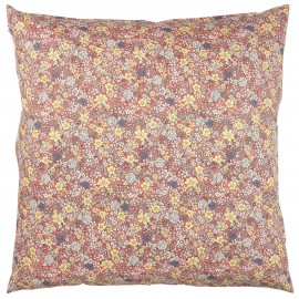 Grande taie d'oreiller coton fleuri IB Laursen