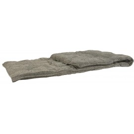 coussin long de banc sol gris ib laursen coton gris