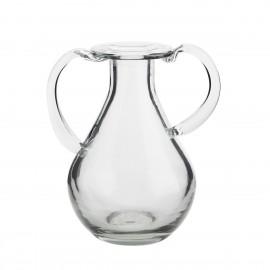 petit vase verre vintage retro 2 poignees madam stoltz