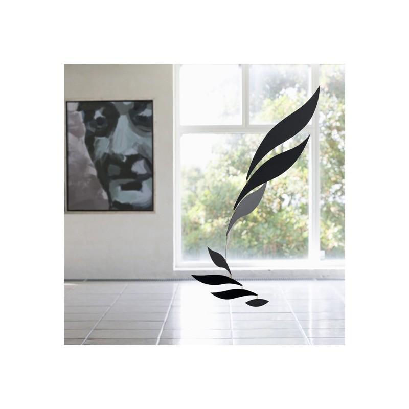 mobile d coratif m tal flensted black rhythm xl. Black Bedroom Furniture Sets. Home Design Ideas
