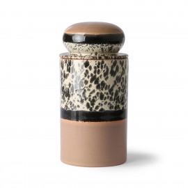hk living bocal ceramique style vintage tropical