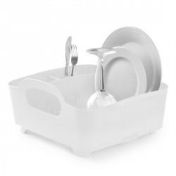 Egouttoir vaisselle blanc design tub umbra