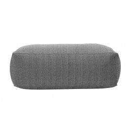 pouf long rectangulaire gris house doctor tabi