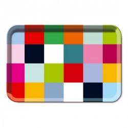 Remember TB05 Mozaic Design Melamine Serving Tray