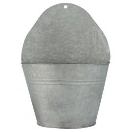 cache pot mural en zinc style vitage retro ib laursen