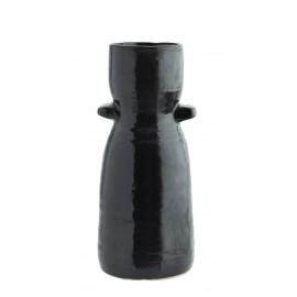 Vase grès style rustique Madam Stoltz