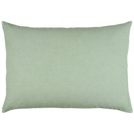 Taie d'oreiller rectangulaire lin IB Laursen vert