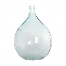 house doctor bottle tres grand vase dame jeanne xl verre