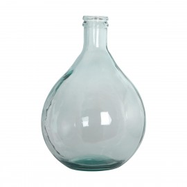vase dame jeanne verre transparent house doctor bottle