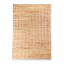 hk living tapis rectangulaire jute naturel 120 x 180 cm