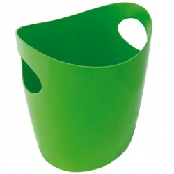 PANIER A LINGE DESIGN BOTTICHELLI XL vert