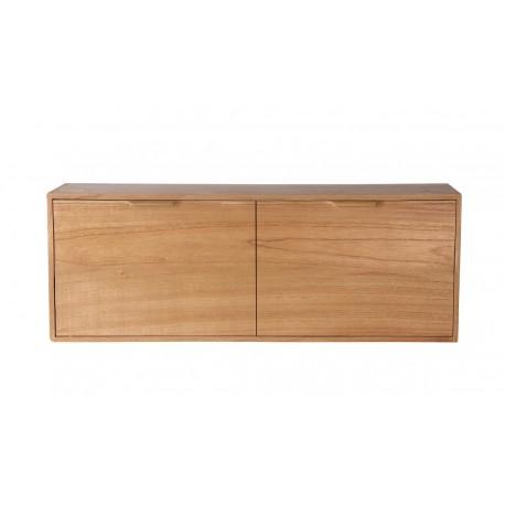 hk living meuble modulaire bois clair tiroirs element b