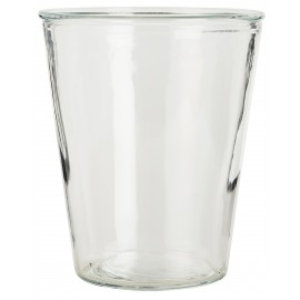 ib laursen vase conique verre simple epure